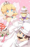 Super Mario Odyssey!! by Gumwad201
