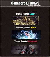 Ganadores:FDLS-9 by X-TremeGFX