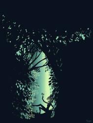 Forest secrets by Sjusjun