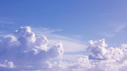 Sweet Lavender Sky by ravens-core