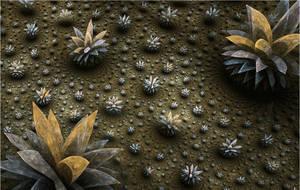 Desert plants by FractalDesire
