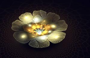 Light flower by FractalDesire