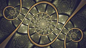 It's a spirals' world by FractalDesire