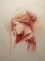 redgirl by soniGr