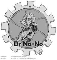 Dr No-No by Faeliscity