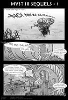 Myst III Sequels - 1 by Faeliscity