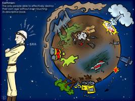 Earthmen... by Faeliscity