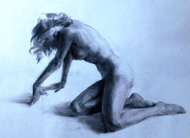 Figure Study #7 by Riberry