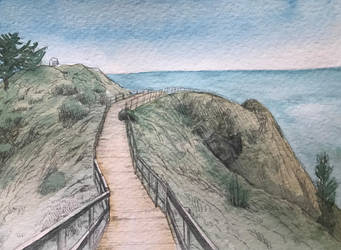 Muir Beach by Riberry