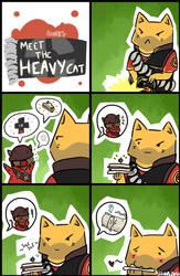 Meet the Heavy Cat by ShinobuDash