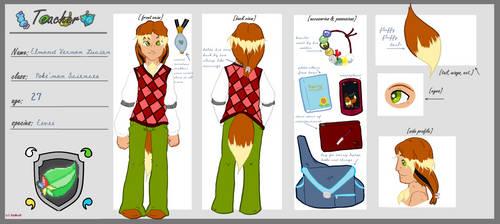 PBA Teacher - Poke'mon Sciences by DaMee-Momma