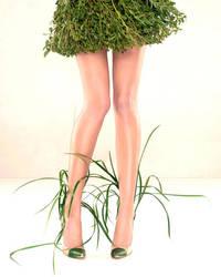 Green 3 by Maurizio-Fantini