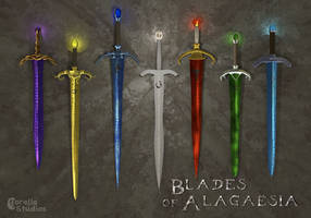 Blades of Alagaesia- Revised by CorellaStudios