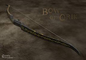 Bow of Orik by CorellaStudios