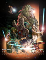 Secret Alliances Teaser Poster by WISHKER