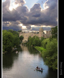 warwick castle by sortac