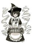 Maid Witch by Mystar21