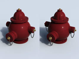 SphireHydrant - XStereo by BarberofCivil