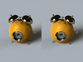 Clockwork Orange - XStereo by BarberofCivil