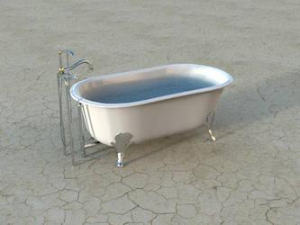 Bathtub by BarberofCivil