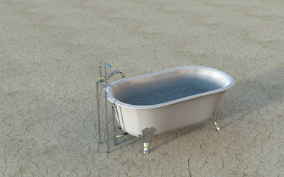Bathtub v1 by BarberofCivil