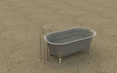 Bathtub v2 by BarberofCivil