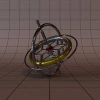 Gyroscope - CGSphere by BarberofCivil