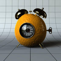 Clockwork Orange II - CGSphere by BarberofCivil
