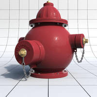 Sphire Hydrant - CGSphere by BarberofCivil