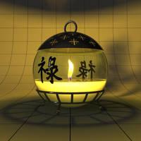 Tea-Light - CGSphere by BarberofCivil
