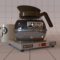 Coffee's On - CGSphere by BarberofCivil