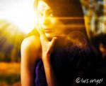 Girl by LACardozaRojas