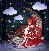 Red Princesss by jurrig