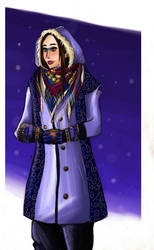 Echo (Winter Edition) by HoliiX
