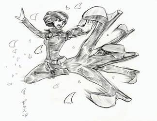 Rokushiki Robin 29 by Shinjojin