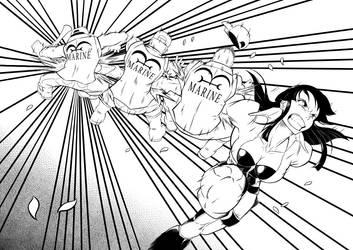 Rokushiki Robin 33 by Shinjojin