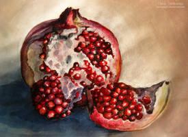 Pomegranate by MeduZZa13