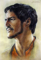 Oberyn Martell by MeduZZa13