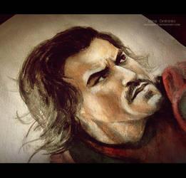 Dracula in process by MeduZZa13