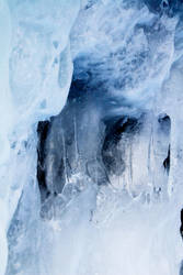 Ice Cave by Felewin