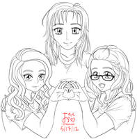 Mother's Day Illustration by Lahve