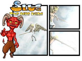 Slug by OneStarGraphics