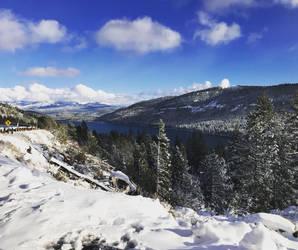 Lake Tahoe, Nevada by nicolikai