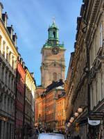 Gamla Stan, Stockholm, Sverige by nicolikai