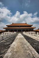 The Forbidden City by stinebamse