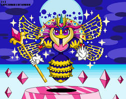 :Kirby: Queen Sectonia by Plucky-Nova
