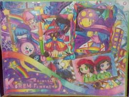 :Kirby: Rainbow Fantasy by Plucky-Nova