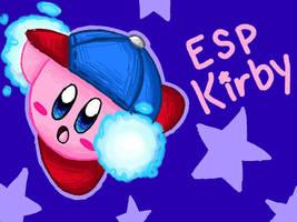 ESP Kirby by Plucky-Nova