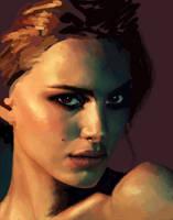 .Natalie Portman by tigerzi