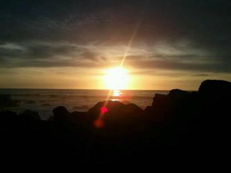 Sunset by Tsunbleach